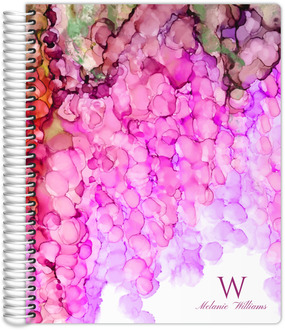 Pink Ink Art Daily Planner