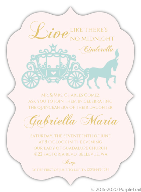 Royal ball quinceanera invitation quinceanera invitations royal ball quinceanera invitation stopboris Image collections