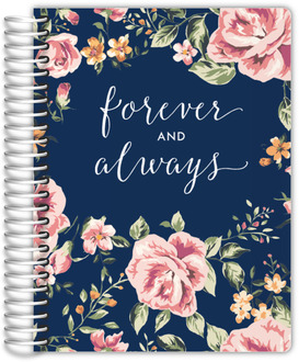 Forever & Always Wedding Planner Book