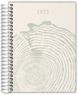 Mint Tree Rings Student Planner