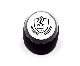 Monogram Graduation Stamp