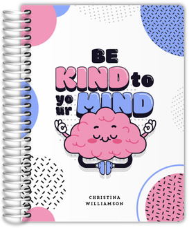 Navy Passport Travel Journal