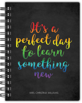 Perfect Day Notebook