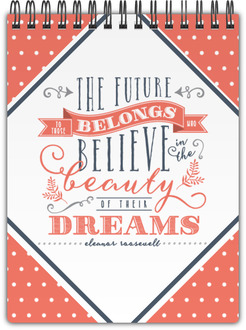 Future Dreams Notebook