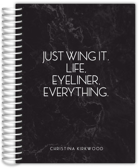 Just Wing It Weekly Planner
