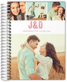 Wedding Prep Journal