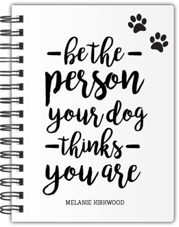 Dog Person Notebook