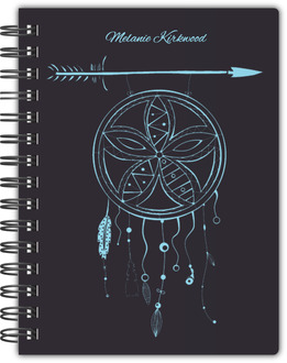 Whimsical Dream Catcher Notebook