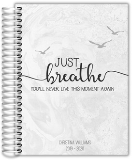 Just Breathe Weekly Planner