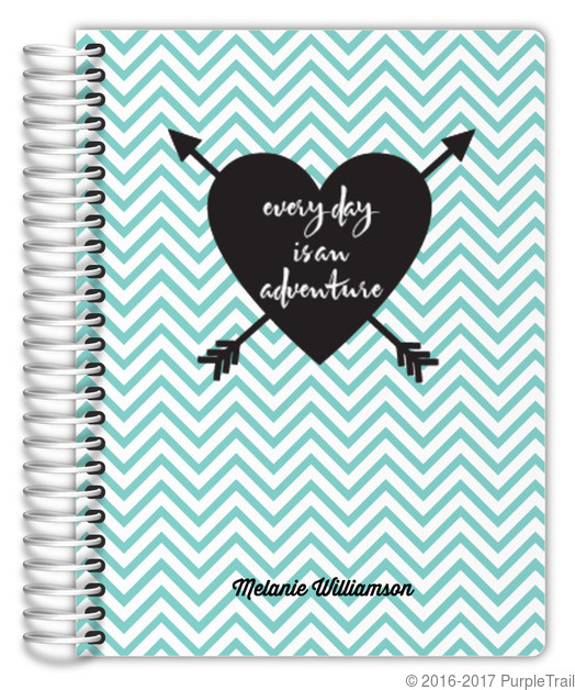 Every Day Is An Adventure Planner