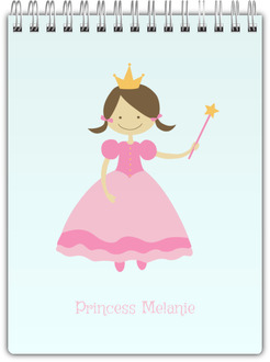 Pretty Princess Notebook
