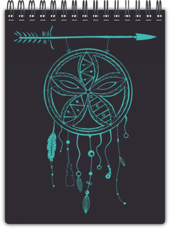 Dream Catcher Notebook