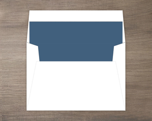 Navy Blue Envelope Liner