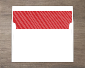 Red Envelope Liner