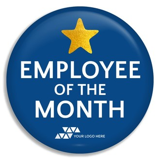 Employee Of The Month Custom Button