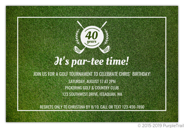 Still swinging golf 60th birthday party invitation 60th birthday still swinging golf 60th birthday party invitation filmwisefo