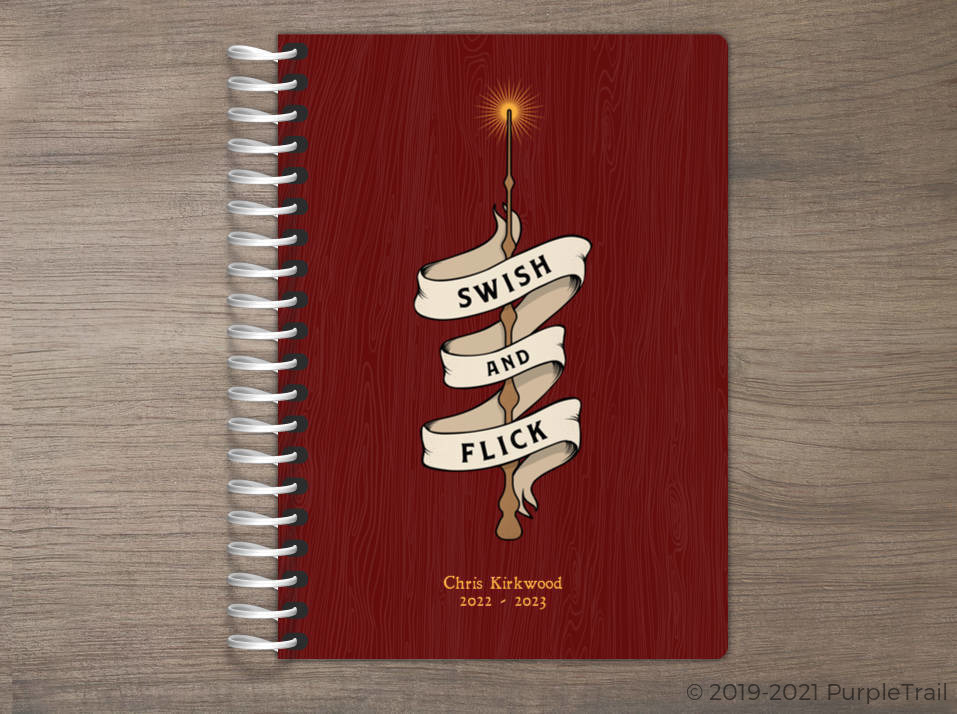 Swish and Flick Tiny Planner