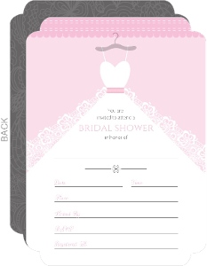 Blank party invitations diy party invitations white wedding dress fill in the blank bridal shower invite filmwisefo