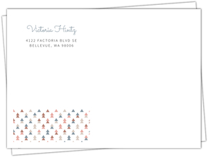Muted Triangle Pattern Full Envelope