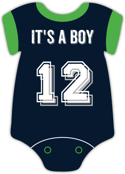 Seahawks game day onesie couples baby shower boy baby shower seahawks game day onesie couples baby shower filmwisefo Choice Image