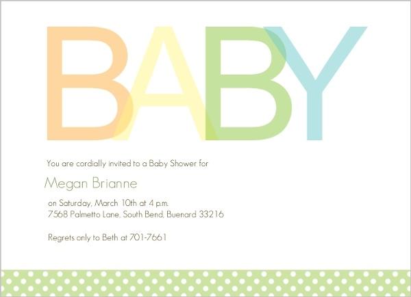Simple baby boy baby shower invite boy baby shower invitations simple baby boy baby shower invite filmwisefo