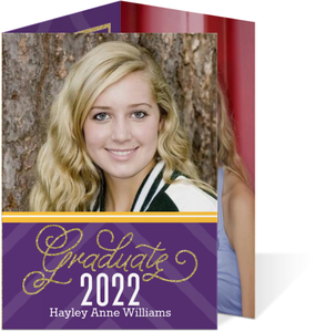 High School Graduation Invitations Cards