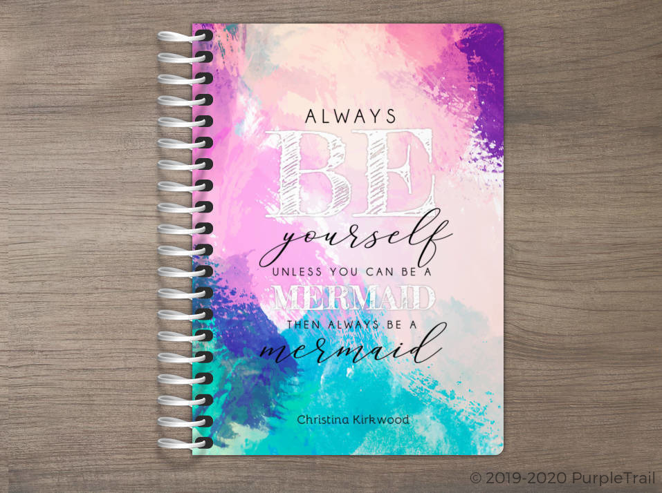 Always Be Yourself Tiny Planner
