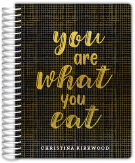 You Are What You Eat Meal Planner