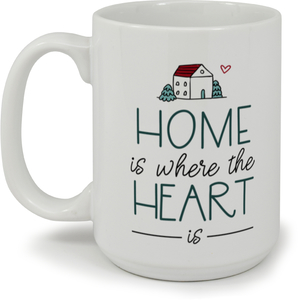 Home Photo Collage Custom Mug