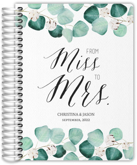 Elegant Silver Dollar Wedding Planner