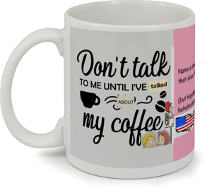 Every Child Is A Rainbow Custom Mug