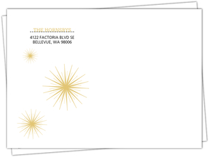 Pop Fizz Clink Vintage Envelope