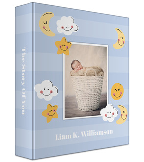 Sweet Dreams Baby Keepsake Binder