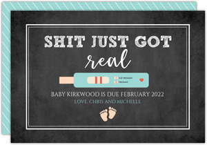 Pregnancy Test Pregnancy Announcement