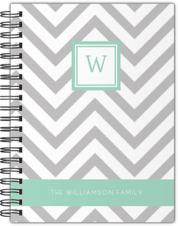 Simply Chevron Notebook