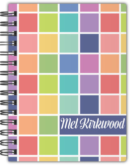 Color Swatch Notebook