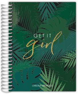 Tropical Get It Girl Daily Planner