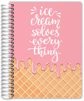 Ice Cream Melt Journal