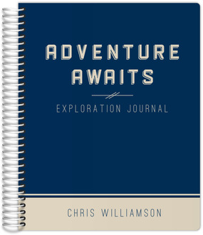 Classic Adventure Awaits Journal