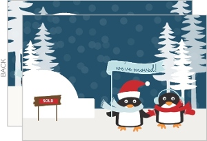 Penguin Holiday Moving Announcement