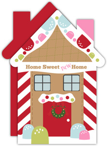 Home Sweet Candy Holiday Moving Announcement