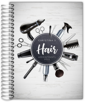 Styling Tools Hair Stylist Planner