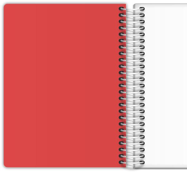 Simple Photo Collage Custom Planner