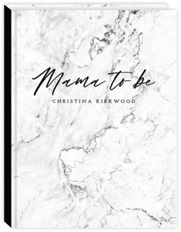 Marble Mama To Be Pregnancy Planner