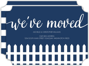 We ve Moved Picket Fence Moving Announcement