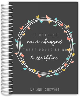 Butterfly Quote Journal