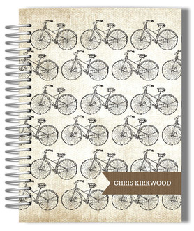 Vintage Bicycle Planner