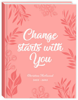 Change Starts With You Student Planner