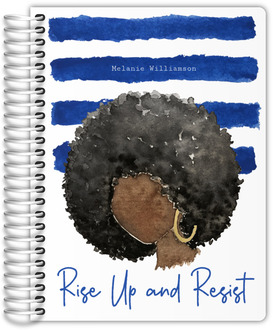 Rise Up Watercolor Mom Planner