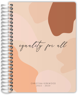 Abstract Equality For All Mom Planner